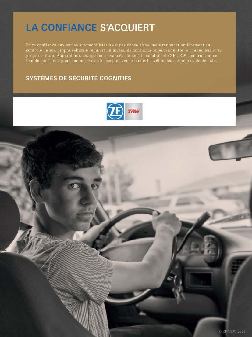 Publicité ZF-TRW