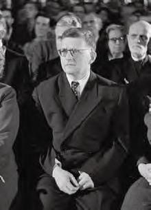 Chostakovitch en 1950.