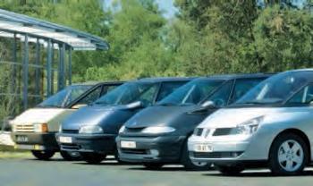 Les Renault Espace