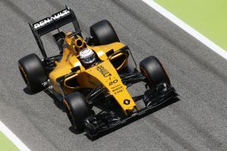Renault en FI avec Kevin MAGNUSSEN