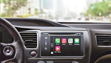 installation de CarPlay et Android Auto dans les voitures