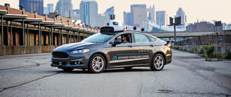 ride-sharing aux États-Unis