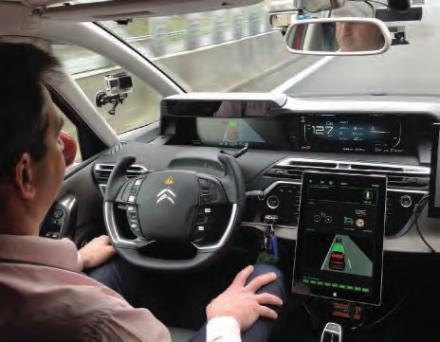 Les limites de la conduite autonome