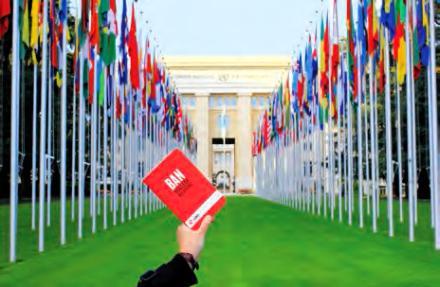 Groupe de travail à l'ONU