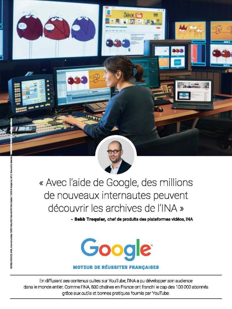 Publicité Google-France
