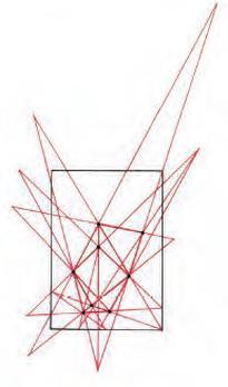 Cristal, dessin, 1993 de GENZLING