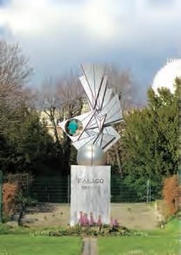 Hommage à François Arago, projet de sculpture de GENZLING