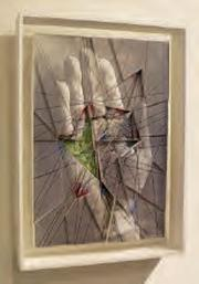 La main de Picasso, dessin sur photo par GENZLING (56)
