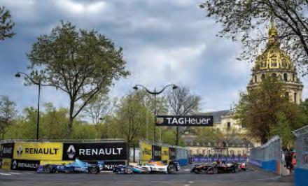 Formula-e à Paris 2016