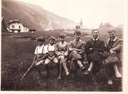 Les six frères LEGRAND, tous polytechniciens