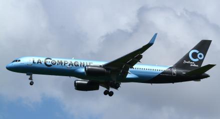 L'avion de La Compagnnie