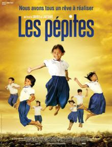 Affiche du film Les pépites