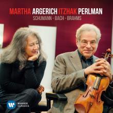 CD : ARGERICH ET PERLMAN