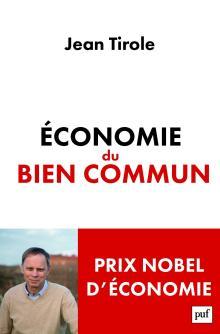 Livre :Économie du bien commun de Jean Tirole