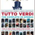 DVD les 26 opéras de Verdi TUTTO VERDI
