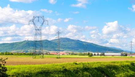 Réseau de transport électrique