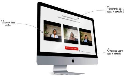 Plateforme web de OuiHelp