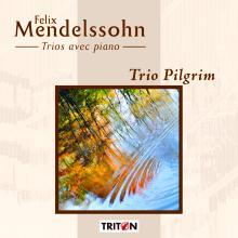CD : Les trio de Mendelssohn par le trio Pilgrim