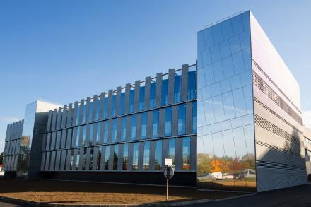 Nouveaux laboratoires de l'École polytechnique (8000m²)