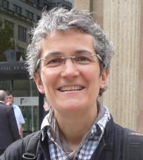 Marie-Aleth Grard, conseillère au CESE, vice-présidente de l'Association ATD Quart Monde.