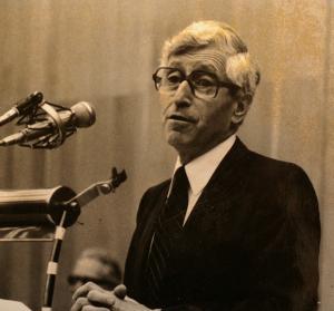 Docteur honoris causa, Genève pour Bertrand Schwartz
