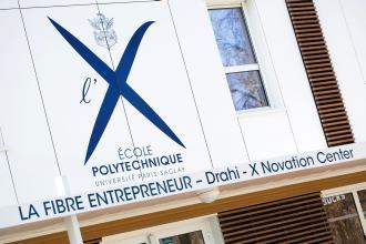 LA FIBRE ENTREPRENEUR – Drahi – X Novation Center, à l'École polytechnique