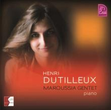 CD DUTILLEUX – SZYMANOWSKI au piano Maroussia Gentet