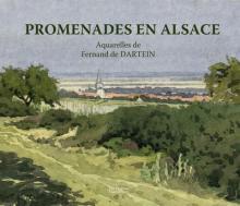 Livre : Promenade en Alsace de Dominique Demenge