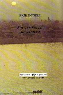 Livre SOUS LE SOLEIL DE SADDAM de Erik Egnell (57)