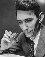 Claude Shannon, né en 1916, est le père de la théorie de l'information.
