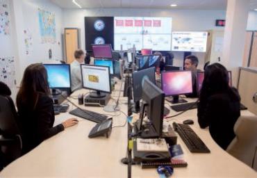 Bureaux chez ANSSI