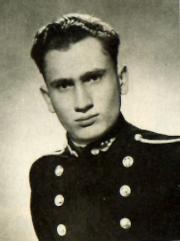 Pierre Jacquard à l'X en 1954