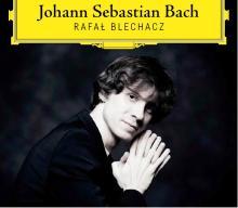 CD Rafal Blechacz joue Bach