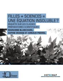 Livre : FILLES + SCIENCES = UNE ÉQUATION INSOLUBLE ?