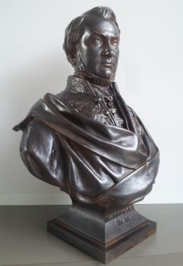 Buste de Dupuy de Lôme (1835)