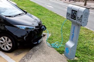 Chargeur d'auto électrique