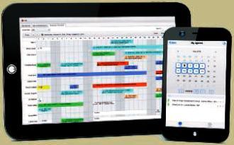 Visual Planning sur petits écrans