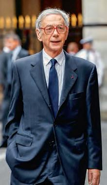 Lionel Stoleru, le 3 octobre 2013