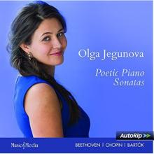 CD Chopin joué par Olga Jegunova