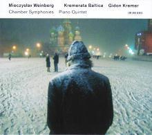 CD MIECZYSLAV WEINBERG joué par Gidon Kremer