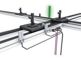 Traçabilité RFID sur poste d'assemblage combinée à de l'IO-LINK.