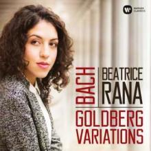 CD Béatrice RANA joue les variations Golberg
