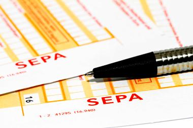 Formulaire SEPA