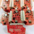 Cartes électroniques TEEPTRAK