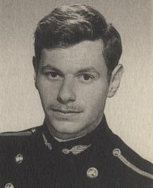 Roland SÉNÉOR (58) en Grand Uniforme