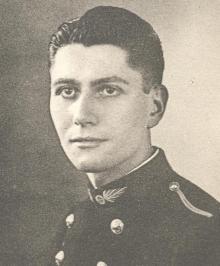 Robert VALLÉE (43) en grand uniforme