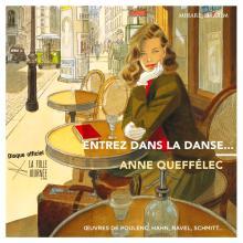 CD : Entrez dans la danse joué par Anne Queffélec