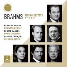CD : Les Sextuors de Brahms