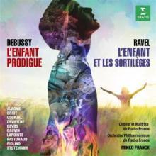 CD : L'Enfant prodigue de Debussy et L'Enfant et les sortilèges de Ravel