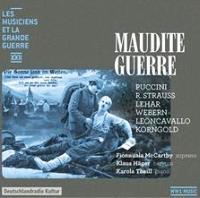 CD : Maudite guerre